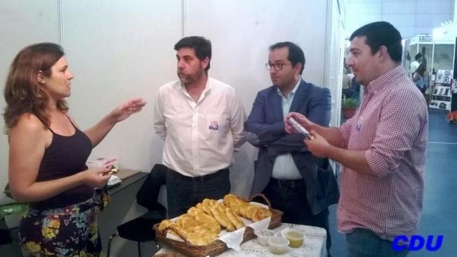 CDU com ações no concelho de Castro Verde