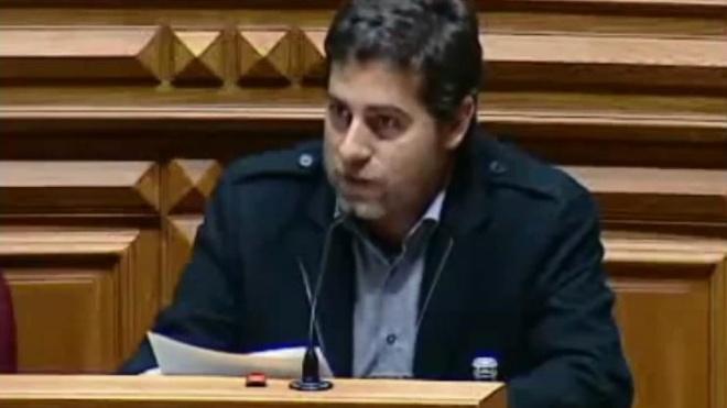 João Ramos preocupado com estado de saúde no distrito