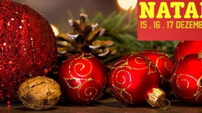 Beringel recebe Natal na Vila até domingo