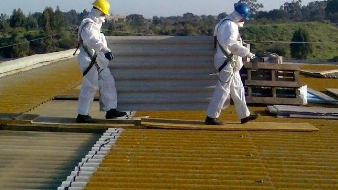 Remoção do amianto abrange escolas de 7 concelhos do distrito de Beja