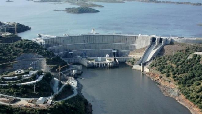 Alqueva tinha em Janeiro 69,2% de água armazenada