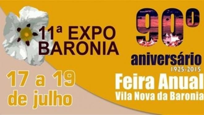 Feira de Vila Nova da Baronia faz 90 anos