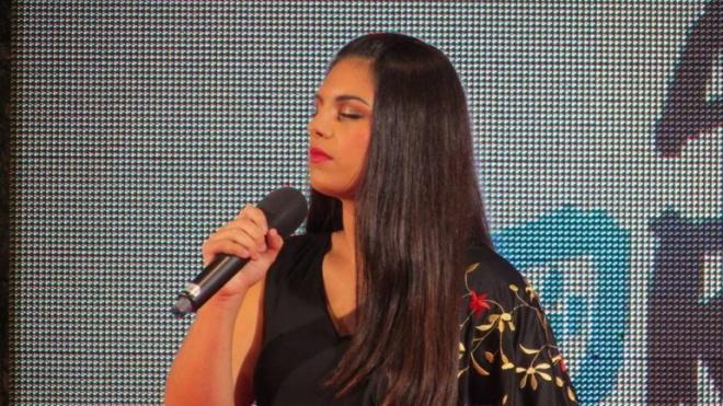 Daniela Helena apresenta o seu primeiro CD no dia 28 deste mês