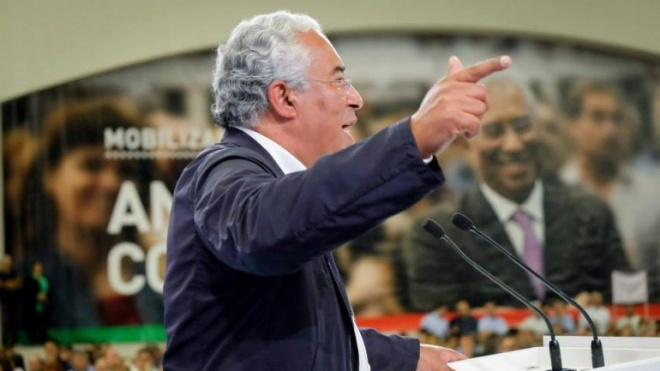 António Costa em Odemira