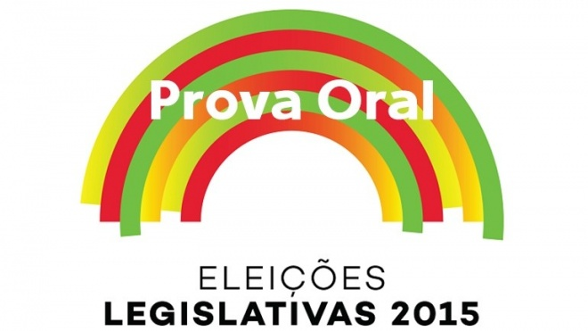 Candidatos prestam Prova Oral