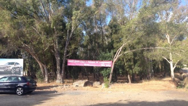 PS contesta nova localização do Parque de Campismo