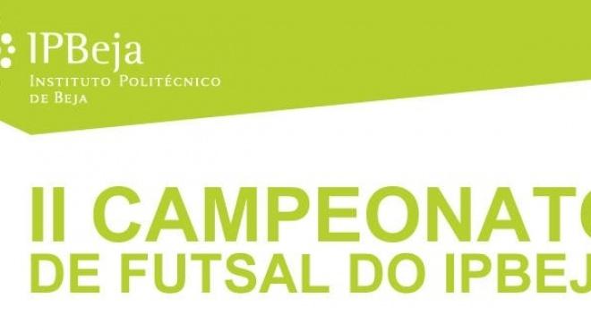 II Campeonato de Futsal do IPB