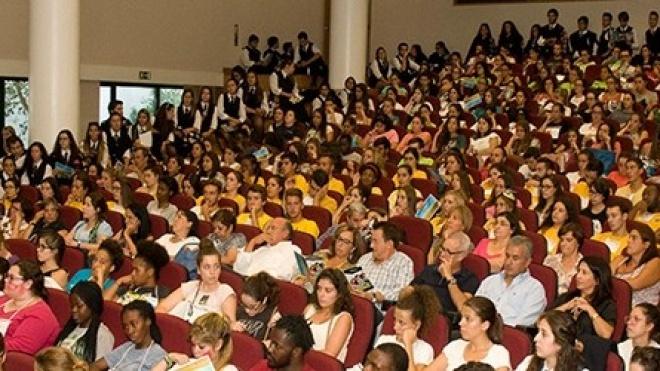 Mais 955 alunos no ensino superior