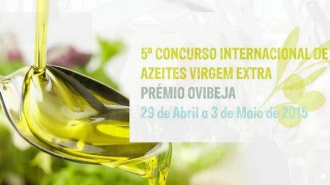5º Concurso Internacional de Azeite Virgem Extra-Prémio Ovibeja