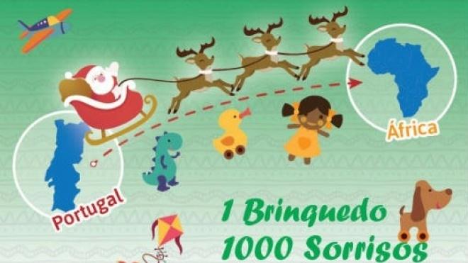 ADPM recolhe brinquedos para crianças africanas