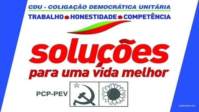 Encontro Concelhio CDU em Castro Verde