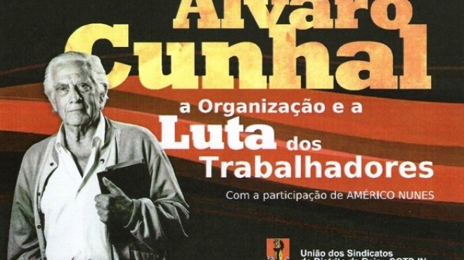 USDB promove sessão sobre Álvaro Cunhal