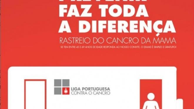Rastreio do Cancro da Mama no concelho de Vidigueira