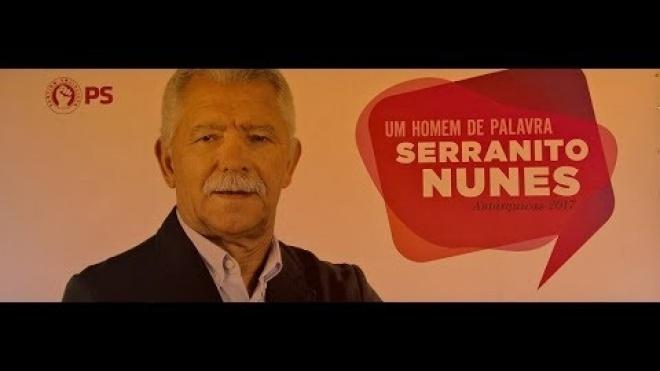 João Serranito Nunes quer promover potencialidades de Barrancos