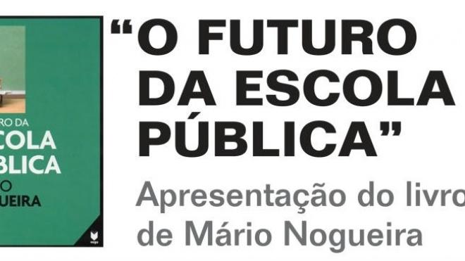 Mário Nogueira apresenta livro em Beja