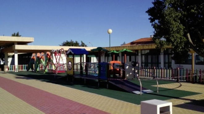 Beja vai ter Parque Infantil Adaptado