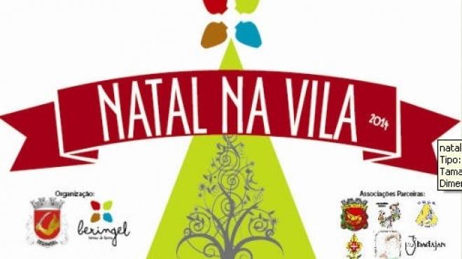 """""""Natal na Vila"""" de Beringel"""