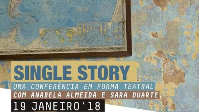 """Single Story"" na Biblioteca de Beja"