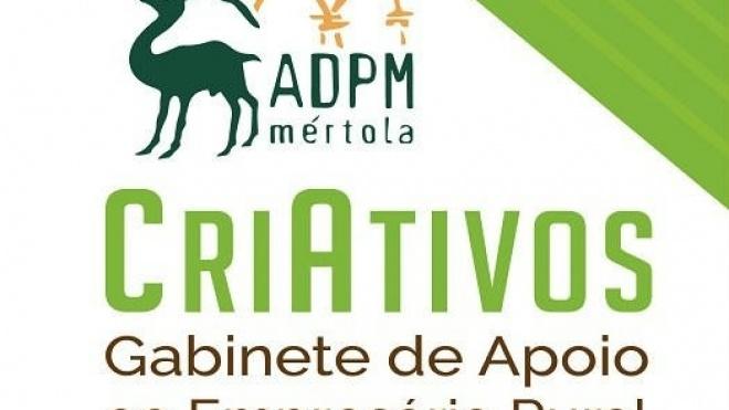 CriAtivos apoia o empresário em Serpa