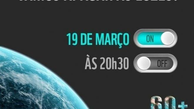 Dia 19 de março: Hora do Planeta