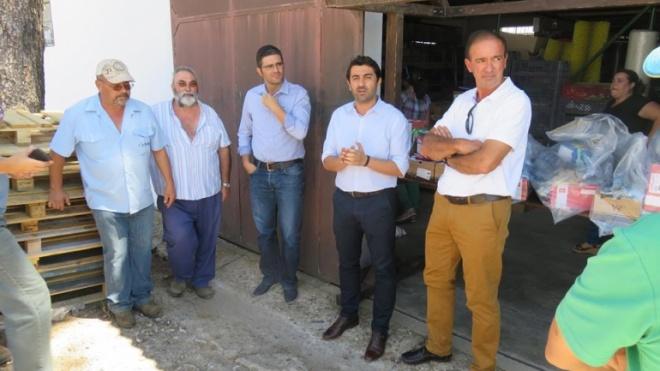 Autarquia de Serpa entrega equipamento a trabalhadores