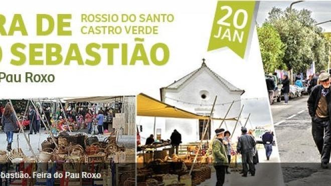 Castro Verde recebe hoje a feira de S. Sebastião