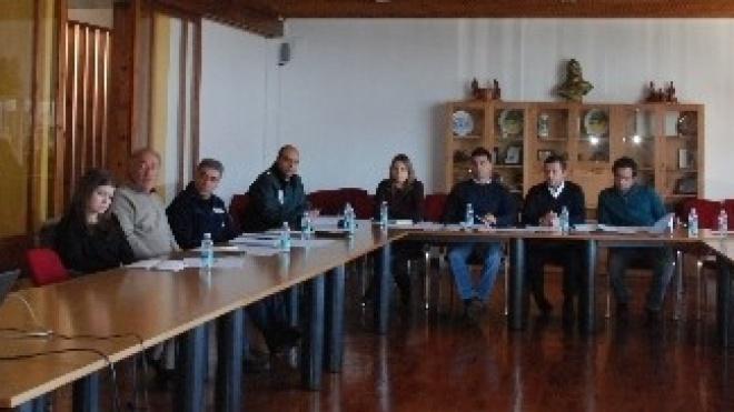 Comissão municipal reuniu para debater área ardida do concelho de Aljustrel em 2016