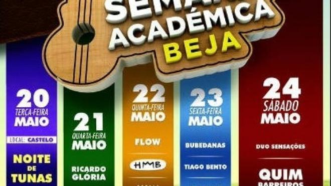 Semana Académica de Beja