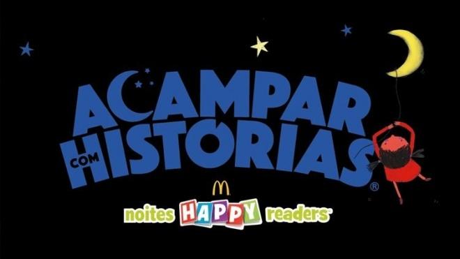 """""""Acampar com Histórias/ Noites Happy Readers"""" esta noite no Ipbeja"""