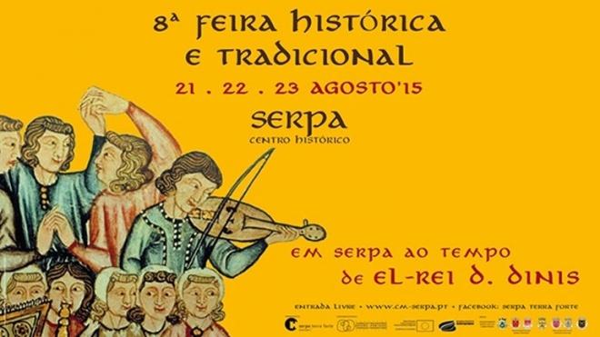 8ª Feira Histórica e Tradicional de Serpa