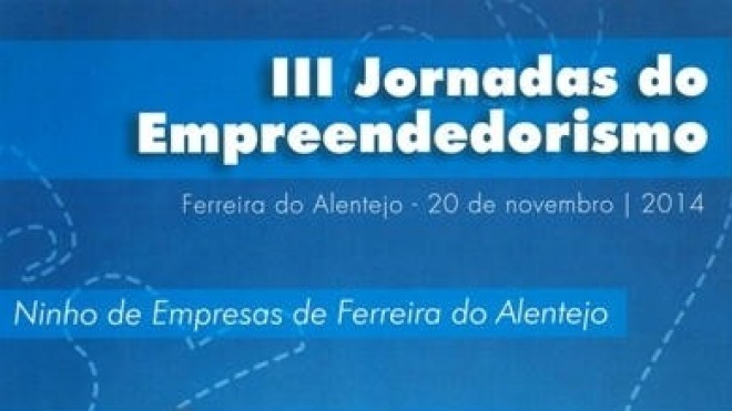 III Jornadas do Empreendedorismo