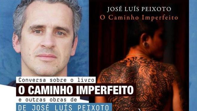 José Luís Peixoto na Biblioteca de Beja