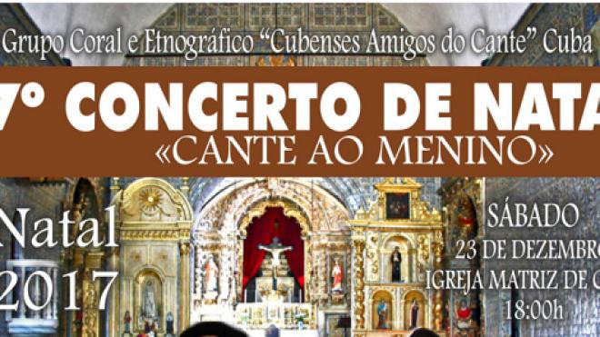 """""""Cante ao Menino"""" em Cuba"""