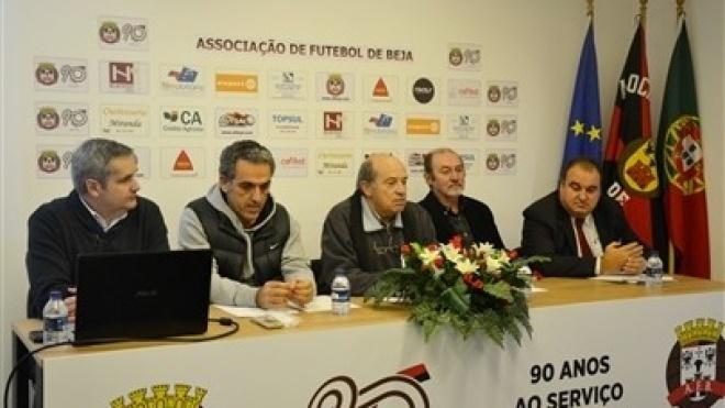 Comemorações do 90º aniversário da Associação de Futebol de Beja