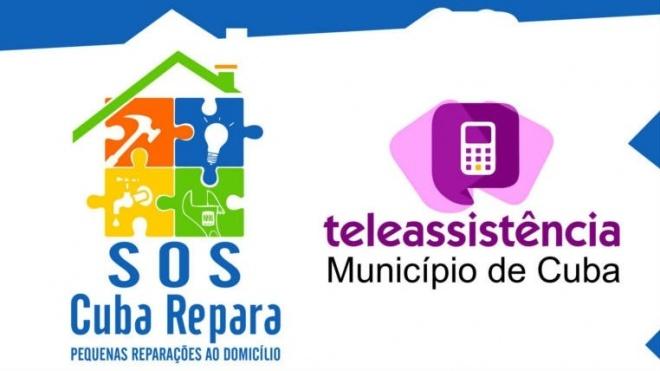 Autarquia apresenta SOS Cuba Repara e Teleassistência