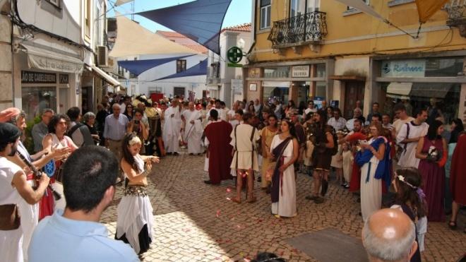Beja continua a reviver a época Romana