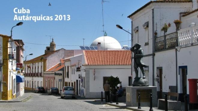 Autárquicas 2013: Cuba