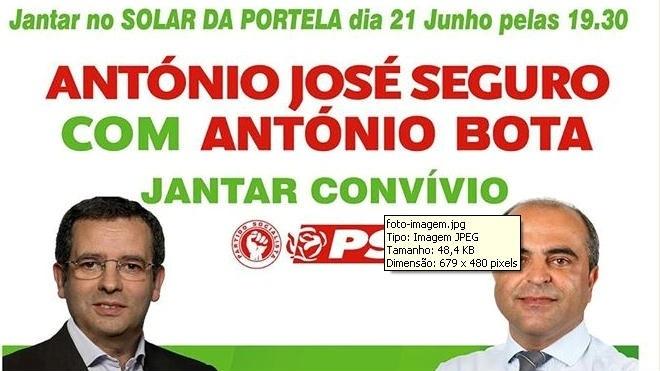 António José Seguro está hoje, em Almodôvar