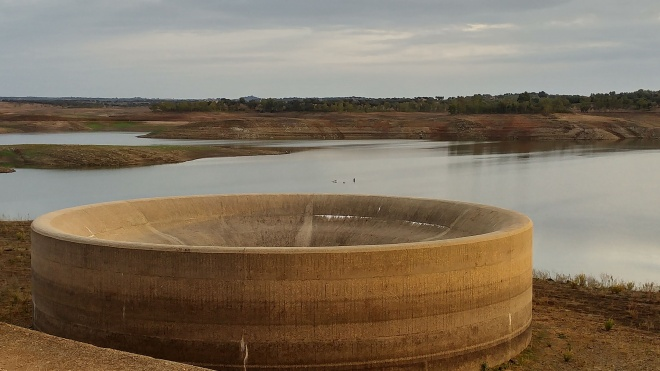 Ligação da água de Alqueva à Barragem do Monte da Rocha é prioridade para o Governo