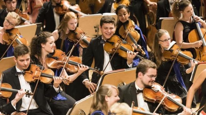 Músico castrense integra Orquestra de Jovens da UE