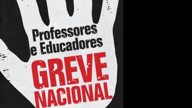 Greve dos Professores e Educadores da Zona Sul