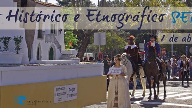 Serpa recebe hoje Cortejo Histórico e Etnográfico
