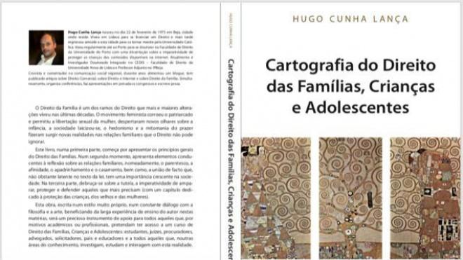 Hugo Cunha lança apresenta livro em Beja