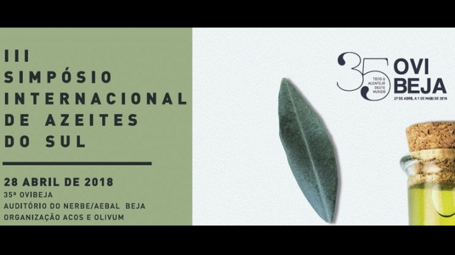 35ª Ovibeja promove III Simpósio Internacional de Azeites