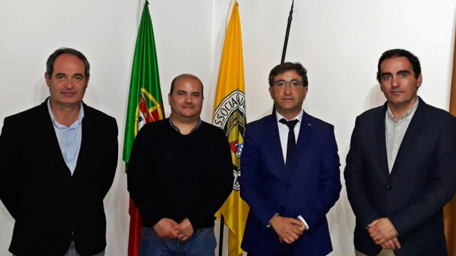 PS congratula-se com Vítor Besugo na coordenação distrital da ANAFRE