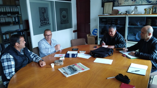 PCP saúda a luta dos Mineiros de Aljustrel