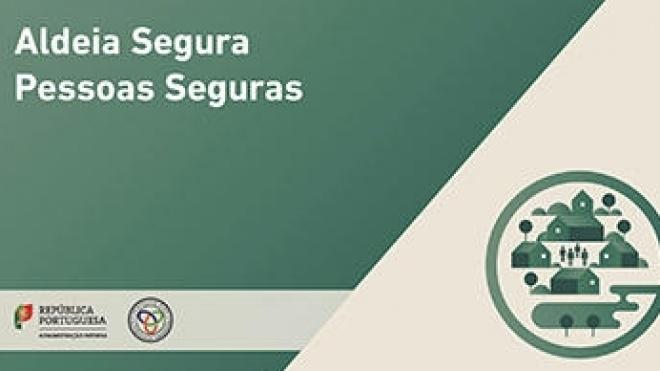 Ourique divulga programas Aldeia Segura e Pessoas Seguras