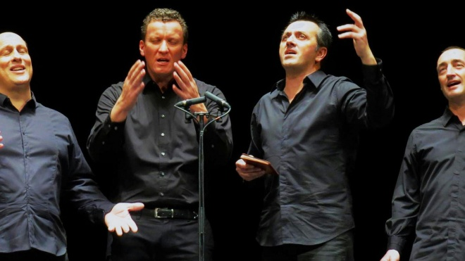 Beja recebe concerto único com Voix Corses