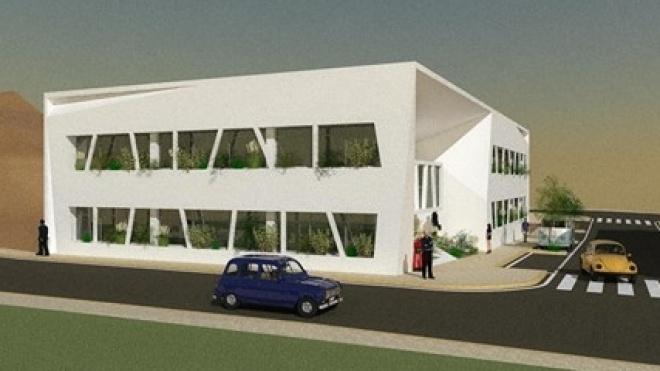 Aljustrel vai ter Centro de Negócios