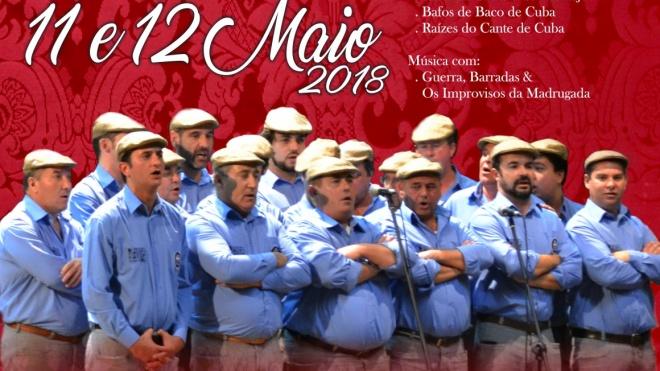 3º aniversário do Grupo Coral Raízes do Cante de Cuba